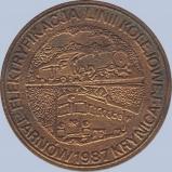 0173. Elektryfikacja Linii Kolejowej Tarnów - Krynica 1987
