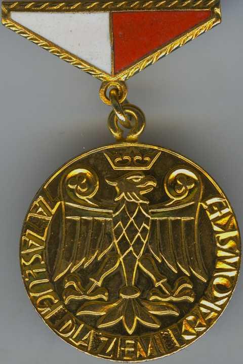 Za zasługę dla Ziemi Krakowskiej