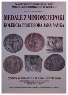 1. Medale minionej Epoki