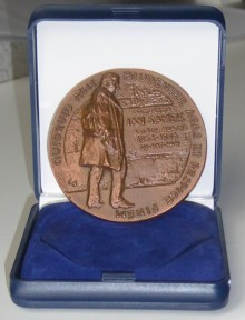 1. medal STEFANIA M.ALFIERI